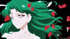 Sailor Saturn, Sailor Moon Gif, Arte Sailor Moon, Sailor Moon Fan Art, Sailor Moon Character, Manga Anime, Anime Gifs, Anime Art, Sailor Moon Crystal
