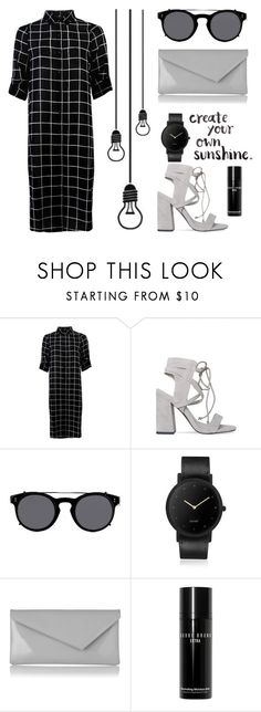 """""""I've got sunshine on a cloudy day"""" by modernmodesty ❤ liked on Polyvore featuring Valentino, South Lane, L.K.Bennett, Bobbi Brown Cosmetics, Happiness and Ireallyonlylikedtheshoes"""