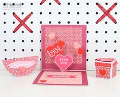 Free Printable Valentine's Day Toppers with Craft Tutorial