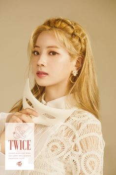 "DAHYUN : If you choose ""Fake"", you are correct! Expressing that he has an apple and struggles between the lie ""Fake"" and the truth ""True"". Please enjoy JAPAN ALBUM ""& TWICE"" ♪ Nayeon, Rapper, South Korean Girls, Korean Girl Groups, Bts K Pop, Tzuyu And Sana, Fake True, Twice Songs, Afro"