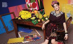Singles Magazine- Korea