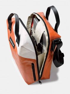 I'm a Freitag Bag Fan and love the whole concept behind this brand and how these bags are made....Go Green!!