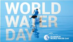 World Water Day Leaving no one behind. World Water Day is celebrated every year on March The idea behind observing this day is focusing. International Water Day, International Teaching Jobs, Save Water Slogans, Sustainable Management, Importance Of Water, Water For Health, All About Water, Schools Around The World