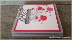 meine kreativenMomente: Schmetterlinge...