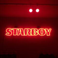 STARBOY - The Weeknd @maaaeva