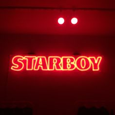 STARBOY - The Weeknd @maaaeva