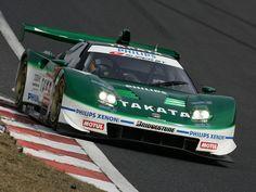 Honda NSX GT race car