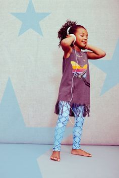 Noa + Micah, a new edgy online clothing store for kids fashion