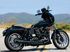 2004 Harley Davidson Dyna Left View Photo 4