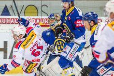 Hockey Club Davos | Davos setzt sich in hartem Abnützungskampf in Kloten durch | 2. Viertelfinalspiel HCD - Kloten 5:3 - Yeah!!