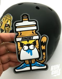 All round runner cheetah 'RUNCHEE' water bottle character Brand illust graphic design & application introduction.  Designed by doldol. Extreme charcter brand 'DOLDOL'  돌돌컴퍼니 www.doldoly.com.  #illust #캐릭터디자인 #waterbottle #nike #longboard #sk8 #skateboard #shoes #graphicdesign #snowboard #일러스트 #character #helmet #티셔츠 #illustration #돌돌디자인 #tshirt #iphone #cheetah #치타 #iphone8 #아이폰케이스 #런닝 #runchee #신발 #stickers #surf. #캐릭터티셔츠