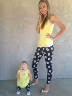 Mommy and me matching outfits