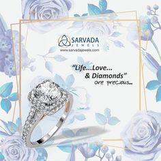 Celebrate the precious moments of your life with our premium diamond jewellery, shop now at SarvadaJewels.com and save 40% on diamonds! #diamondlove #giftyourlovedones #gift #instamood #onlineshopping #diamonds #blingbling #diamondrings #love #precious #beloved #SarvadaJewels#photooftheday #beautiful Diamond Jewellery, Diamond Rings, Diamond Engagement Rings, Engagement Ring Buying Guide, Precious Moments, Diamonds, Bling, Shop, Gifts