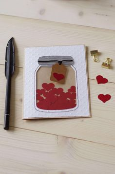 Valentine's Day is considered among my favored situations to share with my family members and unique buddies Particularly to share with my young children. Diy Arts And Crafts, Crafts For Kids, Paper Crafts, Diy Crafts, Valentine Day Cards, Happy Valentines Day, Quilling Letters, Saint Valentine, Scrapbook Cards