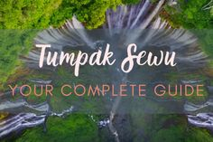 TUMPAK SEWU FULL GUIDE – 3 waterfalls day trip, trekking, how to get there Amazing Destinations, Travel Destinations, Hiking Guide, Backpacking Asia, One Day Trip, China Travel, Travel Alone, Travel Advice, Solo Travel