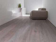 Rough sawn parquet flooring / oak / engineered / PEFC-certified - MINI EDEN TEXTURE 1L NUT - L'ANTIC COLONIAL by Porcelanosa
