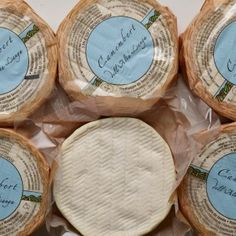 Camembert Dell'Alta Langa from The Fine Cheese Co.