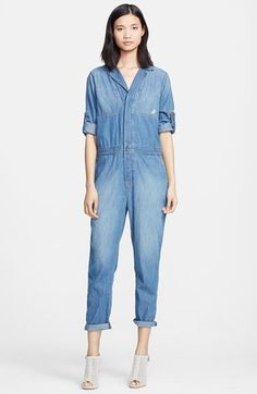 Current/Elliott 'The Mechanic' Jumpsuit available at #Nordstrom $298