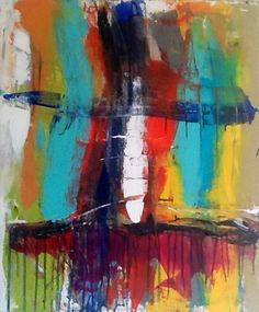 Abstract painting 2013