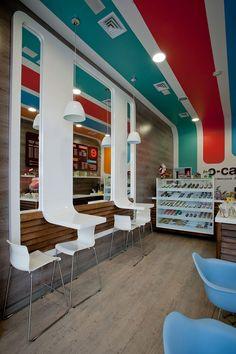 O-CAKE American bakery by Plasma, Medellín – Colombia