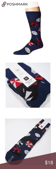 Richer Poorer Shorebird Crew Socks DETAILS & CARE A bold beach-umbrella design adds color and whimsy to essential crew socks knit from a soft, stretchy cotton blend. Cotton/polyester/nylon/spandex Dry clean or machine wash warm, line dry richer poorer Underwear & Socks Casual Socks