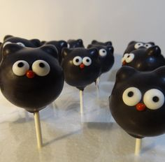 Kitty Cake Pops