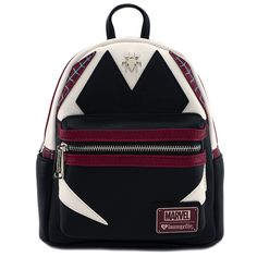 Loungefly x Marvel Spider Gwen Cosplay Faux Leather Mini Backpack -  Backpacks - Bags 08a5a1c5404aa