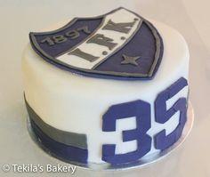 HIFK cake