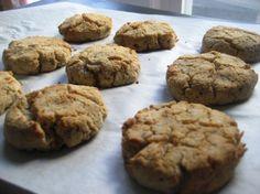 Gluten-Free, Sugar-Free Coconut Flour Biscuits