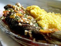 peste cu mamaliga - Google Search Romanian Food, Romanian Recipes, Meatloaf, Mashed Potatoes, Good Food, Google Search, Ethnic Recipes, Christmas, Whipped Potatoes
