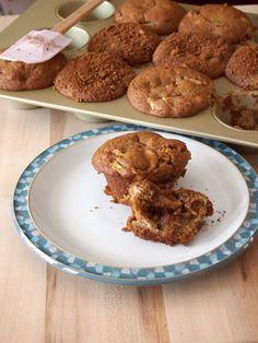 Love Biscoff!  Going to make theses Biscoff Stuffed Apple Muffins soon.