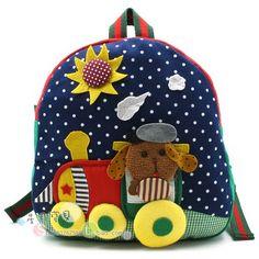 Рюкзачки для детей - идеи для создания своими руками / Шитье, вязание для детей на спицах и крючком с описанием / КлуКлу. Рукоделие - бисероплетение, квиллинг, вышивка крестом, вязание