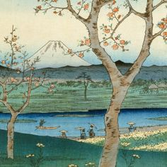 Utagawa #Hiroshige, also known as Andō Hiroshige, is one of the best known of all #Japanese #woodblock print designers. Particularly renowned for his #landscape prints, which are among the most frequently reproduced of all Japanese works of #art, he...