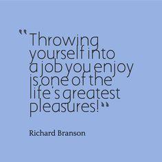 #richardbranson #inspirational #work #quotes