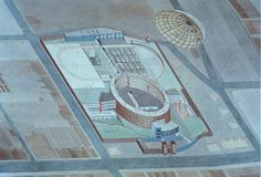 KOEPEL-PANOPTICON-PRISON, Netherlands Prison, Netherlands, Concept, Architecture, Dip, Projects, College, Studio, Interior