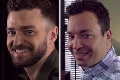 And Now, a Reminder That Justin Timberlake and Jimmy Fallon Have Really Beautiful, Powerful Eyes