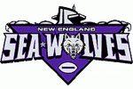 New England Sea Wolves Primary Logo - Arena Football League (Arena FL) - Chris Creamers Sports Logos Page - SportsLogos.Net
