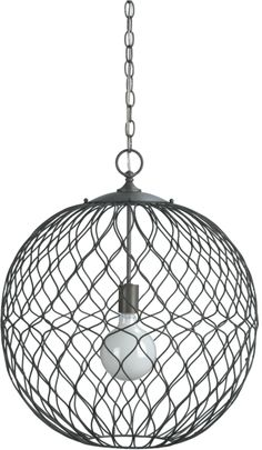 Hoyne Pendant Lamp- Crate and Barrel
