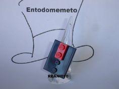 Anillo Fichas de Montaje Infantiles de Entodomemeto por DaWanda.com