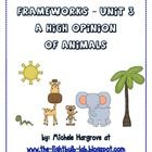This Unit has all the GA Language Arts Frameworks Activities, as well as the whiteboard and printable materials for the unit