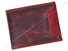Pánska kožená peňaženka H. MILLER  #menswallet #wallets #fashion #leather #harveymiller