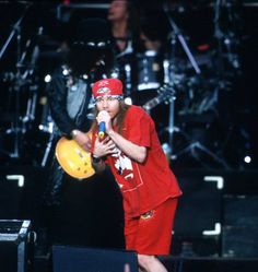 Axl Rose, 1993