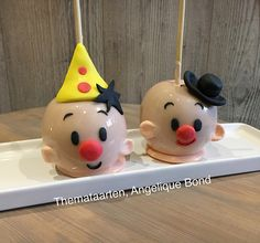 Bumba and bumbalu candy apples by angelique bond