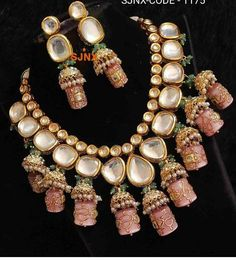 Excited to share this item from my shop: VeroniQ Trends-Designer Statement Kundan Necklace,Meenkari with Work in 3 Variants, High Quality Kundan Necklace,Party Necklace,Wedding-VC Indian Jewelry Earrings, Indian Jewelry Sets, Indian Wedding Jewelry, Bridal Jewelry, Prom Jewelry, Gold Earrings, Indian Bridal, Bridal Earrings, Trendy Jewelry