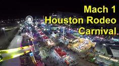Mach 1 On Ride POV Houston Rodeo Carnival 2017 GoPro HD