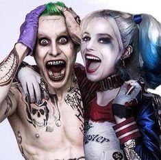 El Joker y Harley Quinn en acción en un video del rodaje de Suicide Squad…