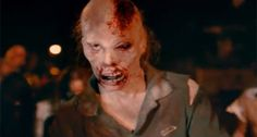 """Domino's London """"Now Delivering the Box Office"""" #Zombie commercial playing a prank on a customer. Created by Big Communications, London, UK"""