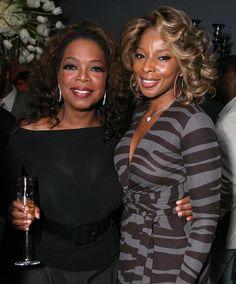 Oprah & Mary J