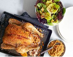 Leftover Roast Chicken Salad