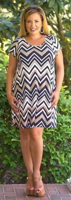 Coffee Break Cutie Dress / Tunic - Perfectly Priscilla Boutique